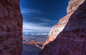 Desert - Image: Atacama Desert By Frode