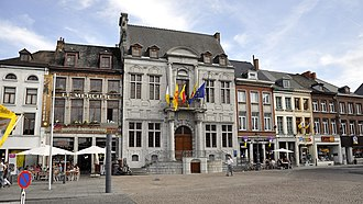 Ath - Image: Ath stadhuis 29 08 2012 17 05 02