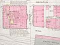 Atlanta Sanborn fire map 1886 Decatur at Pryor - Republic Block and Kimball House.JPG