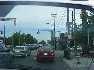 Ralph Abernathy - Ralph David Abernathy Boulevard in southwest Atlanta