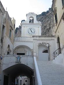 La chiesa di San Salvatore de' Birecto