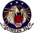 Attack Squadron 26 (United States Navy) insignia 1957.png