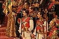 Au service des Tsars - George Becker - Le couronnement de l'empereur Alexandre III et de l'impératrice Maria Ferodovna - 1888 - ЭРЖ-1637 - 005.jpg