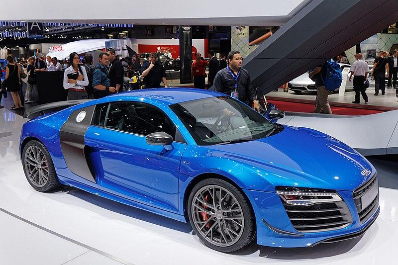 File:Audi R8 LMX - Mondial de l'Automobile de Paris 2014 - 003.jpg