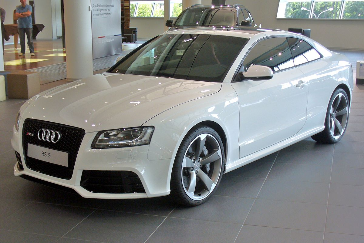 audi rs5 wikipedia. Black Bedroom Furniture Sets. Home Design Ideas