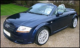 Audi TT 3.2 Roadster - Flickr - The Car Spy (6).jpg