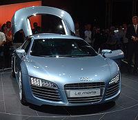 Audi Le Mans quattro thumbnail