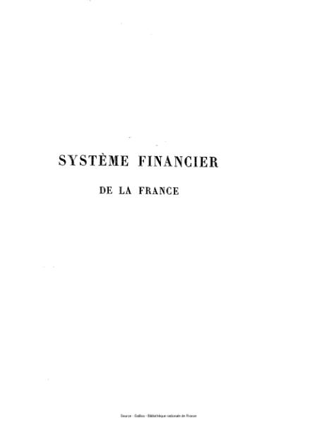 File:Audiffret - Système financier de la France, tome 2.djvu