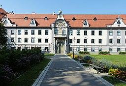 Fronhof in Augsburg
