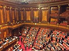 Senato Della Repubblica Wikipedia