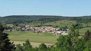 Aunat Commune in Occitanie, France