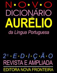 Novo Dicionário da Língua Portuguesa cover