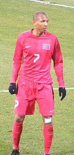 Mehmet Aurélio Turkish footballer