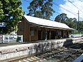 Austinmer railway station building on platform 2.jpg
