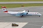 Austrian Airlines, OE-LGE, Bombardier Dash 8-402Q (23074138721).jpg