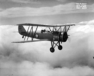 Avro Tutor - Avro Tutor, 1937