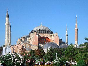 Ecumenical Patriarchate of Constantinople - Hagia Sophia was the patriarchal basilica until 1453