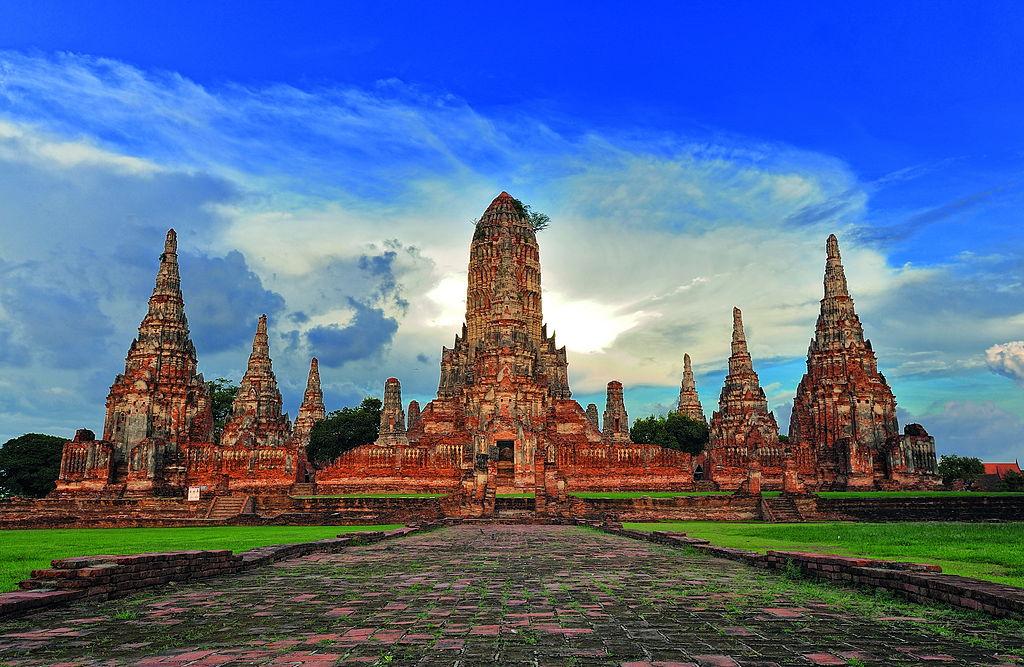 Ayutthaya Wat Chaiwatthanaram 2