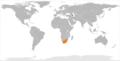 Azerbaijan South Africa Locator.png