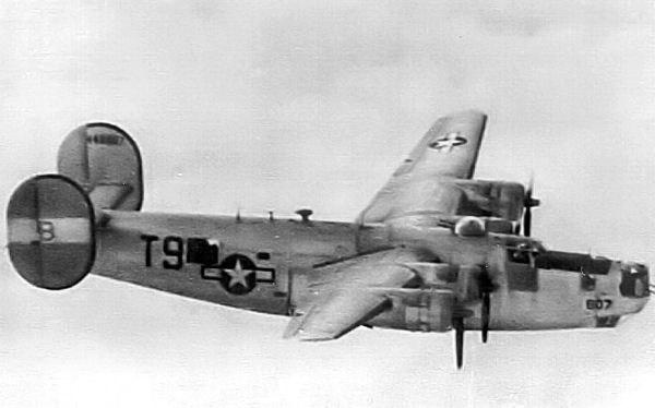 B-24J-180-CO Liberator