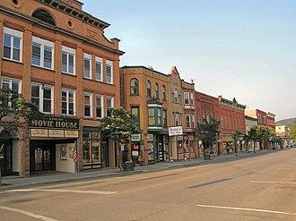 Hamilton (village), New York - Image: B0000107 watermark copy