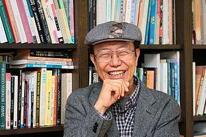 Leung Ping-kwan - Image: BK12 author 01