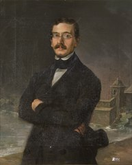 Portrait of Vicente Boix
