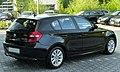 BMW 118d (E87) Facelift rear 20100719.jpg