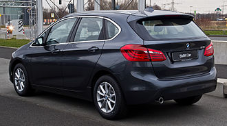 BMW 2 Series - BMW 218i Active Tourer Advantage