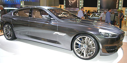 List of BMW vehicles - Wikiwand