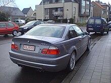 Bmw M3 Csl Wikipedia