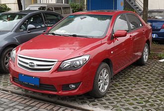 Automotive industry by country - BYD L3
