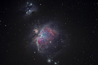 Orion Nebula - Amateur image of the Orion Nebula taken with a Sony Alpha a6300 camera