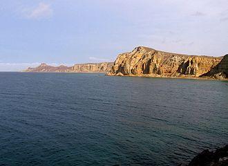 Benguela Province - Image: Baia azul Benguela