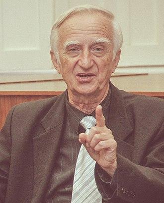 Árpád Balázs - Árpád Balázs in 2012.