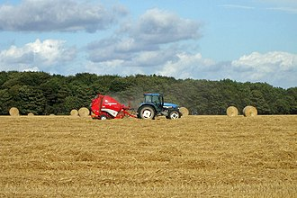 BBC Radio Lincolnshire - It is the only BBC local station to have a dedicated farming programme