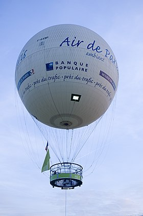 Image illustrative de l'article Ballon Air de Paris