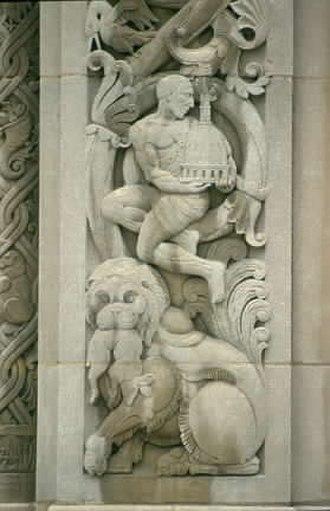 Ulysses Ricci -  Bank of Lansing in Lansing, Michigan.
