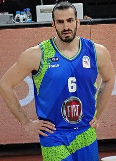 Barış Ermiş Turkish basketball player