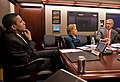 Barack Obama, Hillary Clinton and Bill Burns in the White House Situation Room.jpg