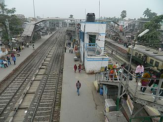 Barasat - Barasat Junction railway station