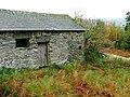 Barn Below Auterstone Crag - geograph.org.uk - 73374.jpg