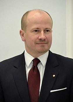 Bartłomiej Wróblewski Sejm 2015.JPG