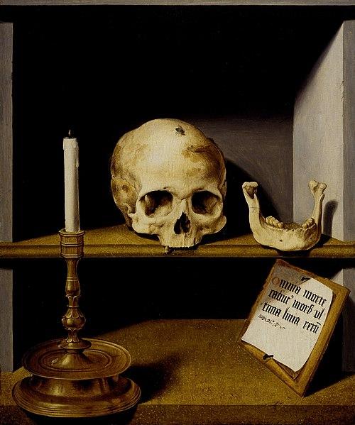 File:Barthel (Bartholomäus) Bruyn - Vanitas.JPG