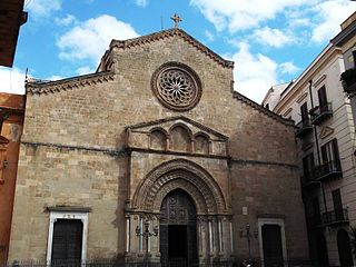 church building in Palermo, Italy