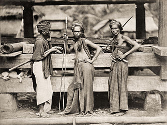 Batak warriors