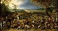 Battle Scene by Sebastiaen Vrancx Limburgs Museum L08829.jpg
