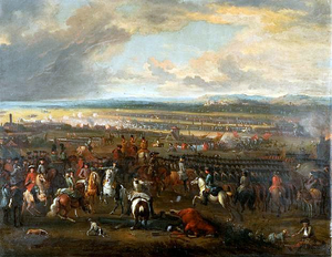Battle of Chiari - Image: Battle of Chiari, 1701