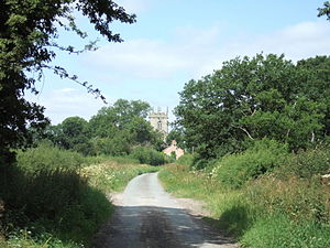 Battlefield, Shropshire - Image: Battlefield Church
