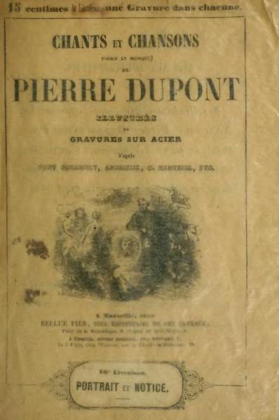 File:Baudelaire - Notice sur Pierre Dupont, 1851.djvu